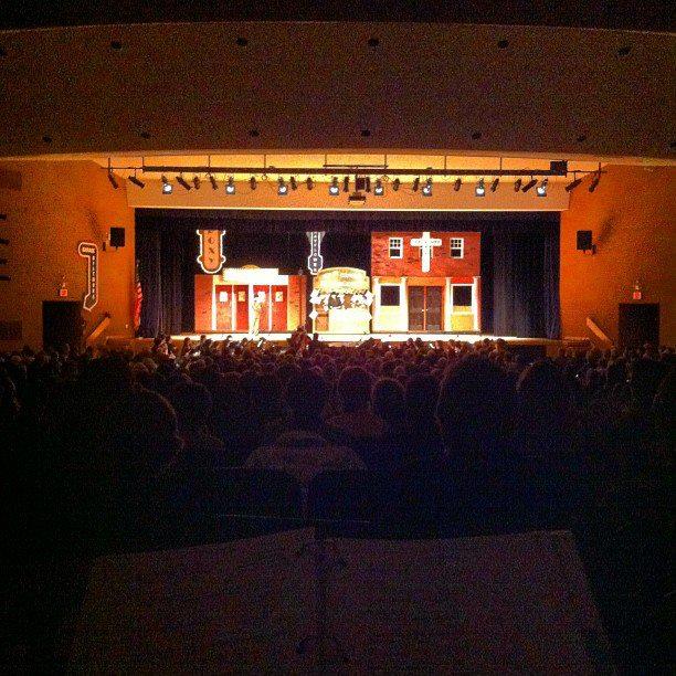 Act 1, Scene 1 - Closing Night