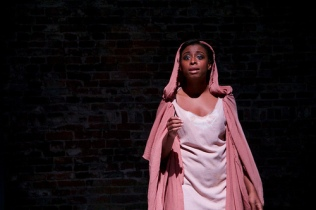 The Love of the Nightingale - Assistant Lighting Designer