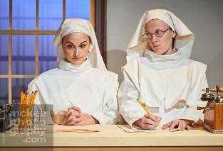 Sister Theresa and Sister Ignatia