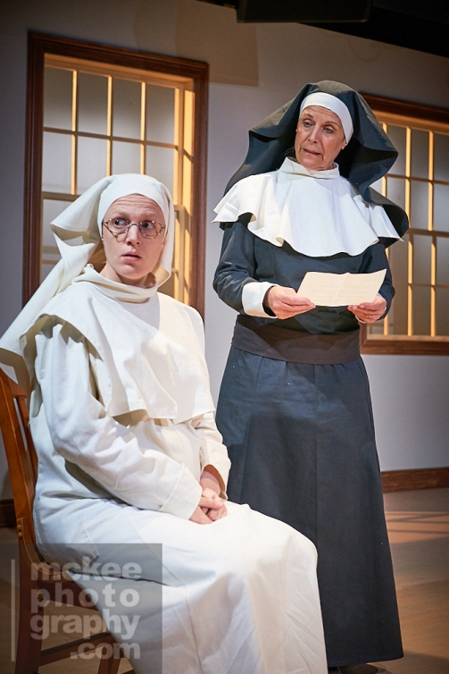 Sister Ignatia and Reverend Mother